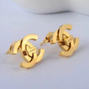 Beautiful ❤️ Gold Earrings